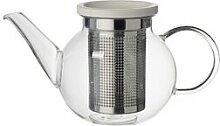 Teekanne Artesano aus Glas
