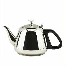 Teekanne aus Edelstahl Tea kettle Emaille Teekanne