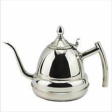 Teekanne aus Edelstahl Tea kettle ese Teekanne
