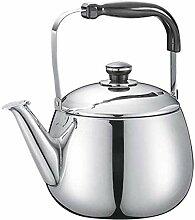 Teekanne aus Edelstahl Tea kettle Teekannen 5L