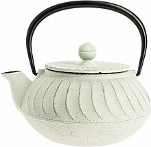 Teekanne aus Gusseisen Japanisch Iwachu Nami