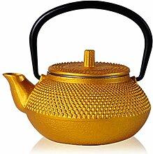 Teekanne aus Gusseisen, Teekessel im japanischen