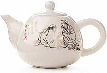 Teekanne Aus Keramik 170Ml Porzellan Teekanne