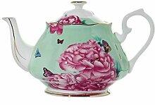 Teekanne Aus Keramik Bone China Kaffeekanne