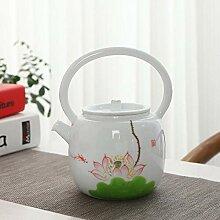 Teekanne Aus Keramik Große Kapazität Keramik