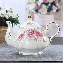 Teekanne Aus Keramik Kanne Nachmittagstee Teekanne