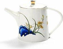Teekanne Aus Keramik Keramik Handbemalt Geschirr
