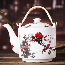 Teekanne Aus Keramik Keramik Teekanne Große