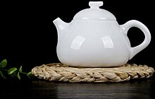 Teekanne Aus Keramik Kessel Interpretation Topf