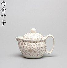 Teekanne Aus Keramik Retro Chinesische Kung Fu