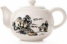 Teekanne Aus Keramik Teekanne Exquisite Keramik