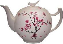 Teekanne CHERRY BLOSSOM Kirschblüten 1 Liter