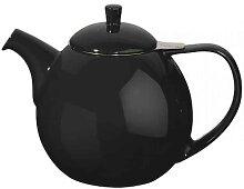 Teekanne curve 1,33 l schwarz