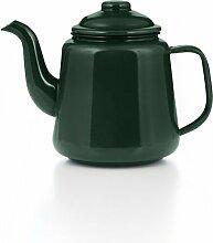 Teekanne dunkelgrün 1,5 Liter
