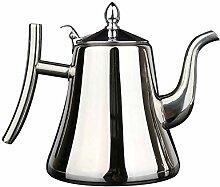 Teekanne, Edelstahl, 1000 ml