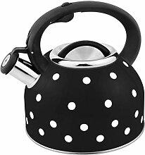 Teekanne Edelstahl Edelstahl-Teekanne Wasserkocher