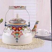 Teekanne für den Herd, Milchkessel,