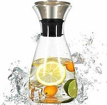 Teekanne Glas Kaltwasserkocher Anti-ide Leckage