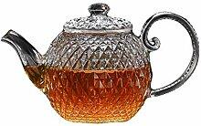 Teekanne Golf Hitzebeständige Glas Tee-Set Kochen