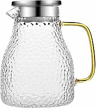 Teekanne Krüge Wasserkocher Edelstahl Teekanne