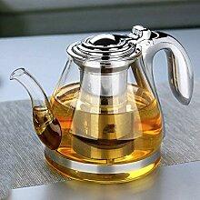 Teekanne mit 1100 ml Fassungsvermögen
