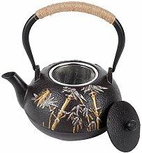 Teekanne mit Aufgüssen für losen Tee, 22 Unzen