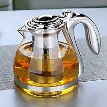 Teekanne mit großem Fassungsvermögen, 1100 ml