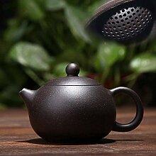 Teekanne mit violettem Sand (170 ml)