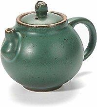 Teekanne Porzellan Handgemachtes japanisches