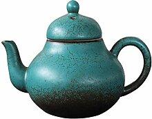 Teekanne Porzellan Keramik Teekannen Birnenform