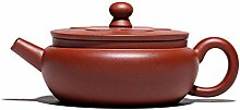 Teekanne Porzellan Lila Ton Teekanne Yixing Kung