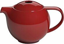 Teekanne Porzellan Pro Tea 0,9L ro