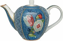 Teekanne/TeaPot Spring to Life small blue