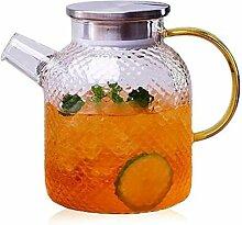 Teekanne Teekanne 1,6L Glas Wasserkocher