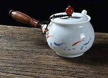 Teekanne Teekanne aus Keramik Emaille-Teekanne