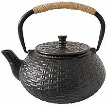 Teekanne Teeservice Gusseiserne Teekanne