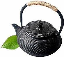 Teekanne Teeservice Teekessel Gusseiserne Teekanne