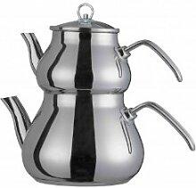 Teekanne Turkisch Tee Teekocher Caydanlik