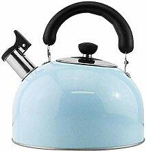 Teekanne Wasserkocher mit Pfeife Pfeifkessel