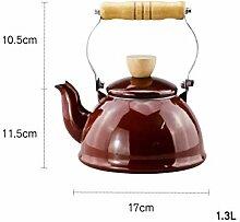 Teekannen 1.3L Japanischen Stil Gerste Topf