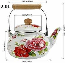 Teekannen 1.5L 2.0L Chinesischer Traditioneller