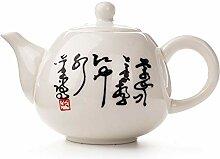 Teekannen 170Ml Porzellan Teekanne Tasse Mit