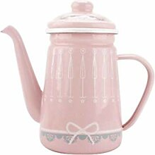 Teekannen Emaille Kaffeekanne Ölkanne Kessel