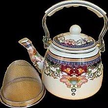 Teekannen Emaille Topf Große Kapazität