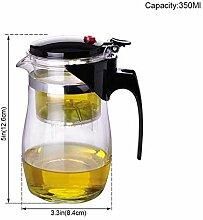 Teekannen Glas Teekanne Hitzebeständige Glas
