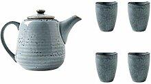 Teekannen Japanische Teekanne Porzellan Haushalt