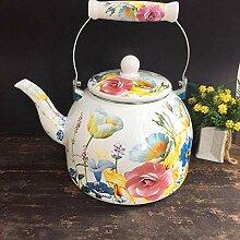 Teekannen, Kaffee-Servierer, große Kapazität,