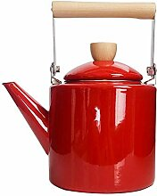 Teekannen Kaffeeservice Emaille Porzellan