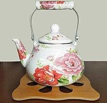 Teekannen & Kaffeeservierer Milch Teekanne 1,5