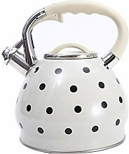 Teekannen Teekanne aus Edelstahl 3,5 L